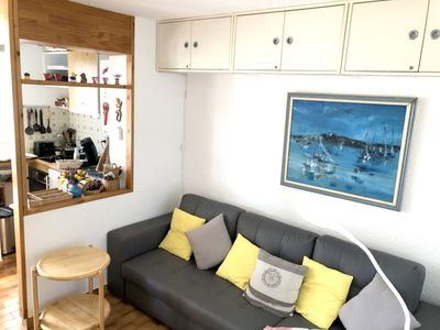 Photo for Homerez last minute deal - Beautiful apt with terrace