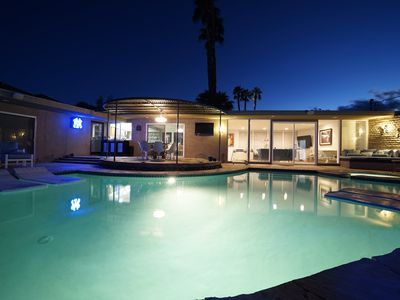 Photo for Mid-Century Oasis-Pool Home w/Casita & Putting Green