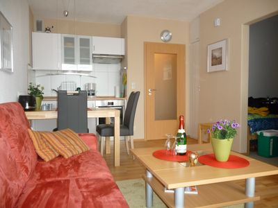 Photo for nice, cozy and clean apartment incl. Wi-Fi for free