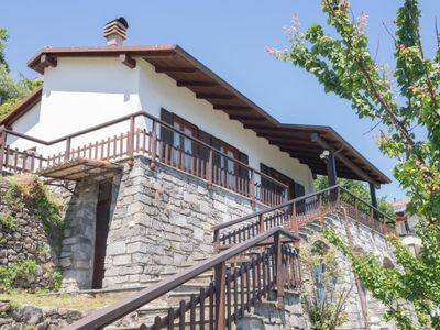 Photo for Vacation home Chalet II (DMA216) in Domaso - 6 persons, 3 bedrooms