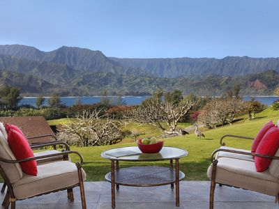 Photo for Hanalei Bay Resort #4101 & 4102 & 4103: Air Conditioning and Hanalei Bay Views!