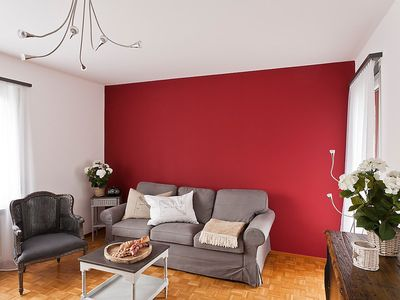 Photo for Apartment in the center of Ascona with Lift, Parking, Internet, Washing machine (46731)