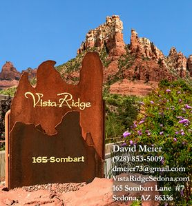 Photo for The Penthouse Suite #7 @ Vista Ridge Sedona - Luxury Upstairs 2 bed/2 bath Condo