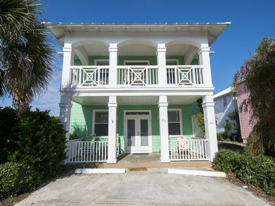 Photo for Gulf View, Lake View, Pet friendly, Pool, Across from beach, Santa Rosa Beach