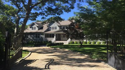 Photo for Luxurious East Hampton getaway with the perfect location