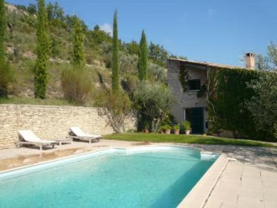 Photo for HOME PROVENÇAL DROME PRIVATE SWIMMING POOL