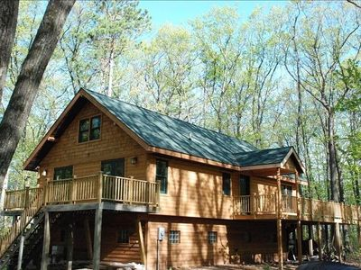Photo for Newer Lake Cabin on Lac Courte Oreilles, Near Hayward, WI