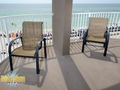 Photo for 317 Tidewater 3rd Floor Corner Unit Free Beach Chair Service March 1st 2019 to October 31st 2019!