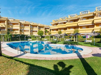 Photo for Lovely Holiday Home in Islantilla with Swimming Pool