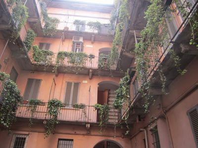 """Photo for Elegant apartment """"old Milan"""" in the historical center"""