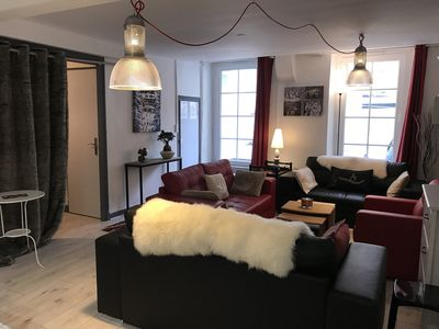 Photo for Beautiful renovated apartment close to the center.