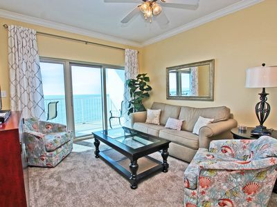 Crystal Tower 1705- Peace ~ Love ~ Beach ~ Spring Break Dates are Still Available. Book Now