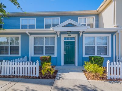 Photo for Townhome in a Quiet Village Style Community, Located Just 7 Miles to Disney!