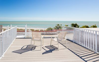Photo for Unparalleled Direct Gulf Views from this Elegant, Spacious, Top floor unit