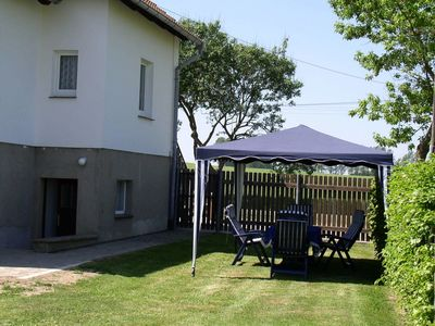 Photo for Lovely Apartment in Jennewitz with Terrace, Garden, Barbecue