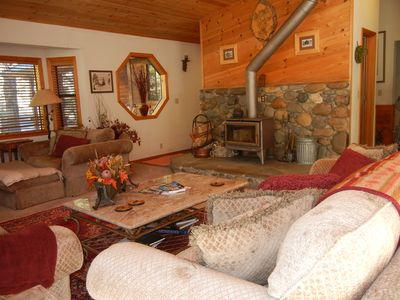 Photo for 3BR/3BA -Dog Friendly Home-1/2 mile to Cross Country & Downhill Skiing