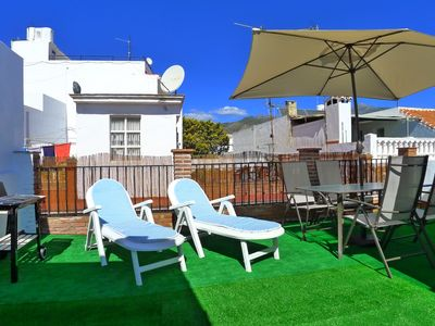 Photo for Trancos - Nerja town centre-close to bars , restaurants & beach-Free WIFI-R1315