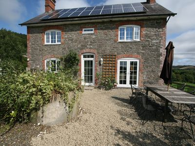 Photo for Luxury Self-Catering Farmhouse in Idyllic Rural Shropshire Sleeps 8+ 1cot