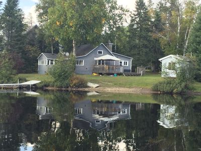 Photo for 2 Bedroom Cabin on Surprise Lake