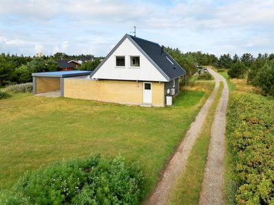 Photo for Vacation home Vorupør in Thisted - 6 persons, 3 bedrooms