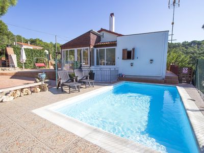 Photo for Catalunya Casas: Villa Harmony up to 6 people, only 15 km from the great beaches of Calafell!