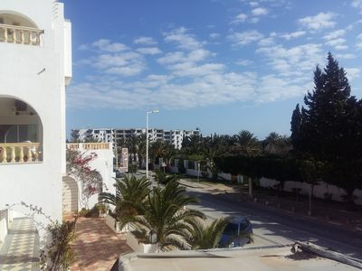 Photo for Charming Apartment at the Hammamet Nord Tourist Zone near the beach