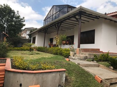 Photo for Beautiful  Rustic and Modern Complete House 15 min From Cuenca Historic Center