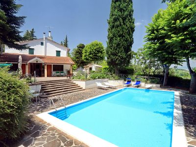 Photo for Villa with private pool and garden in private location