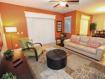 Photo for Enjoy Orlando With Us - Paradise Cay - Beautiful Spacious 6 Beds 5 Baths Townhome - 4 Miles To Disney
