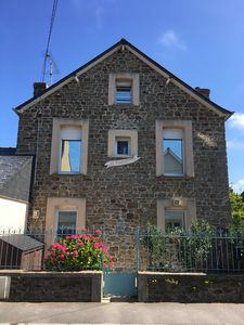 Photo for Charming renovated house 200 meters from Les Termes and Saint Malo beach