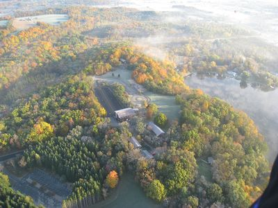 Ranger House at Glacier Hills County Park in the heart of the Kettle Moraine!