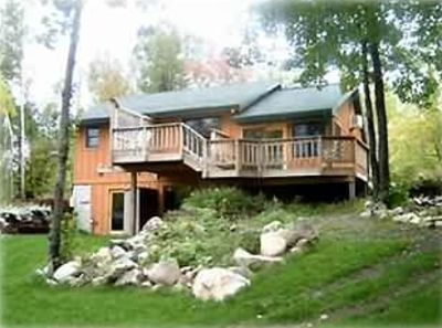Photo for Year Round Lake Vermilion House Woods N Water Getaway