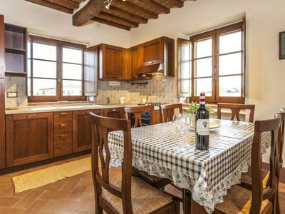 Photo for Apartment Bella Cortona in Cortona - 6 persons, 3 bedrooms