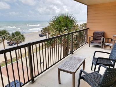 Photo for Perfect Ocean Front Condo, Breath-Taking Ocean View, 3 Pools BBQ Grlls