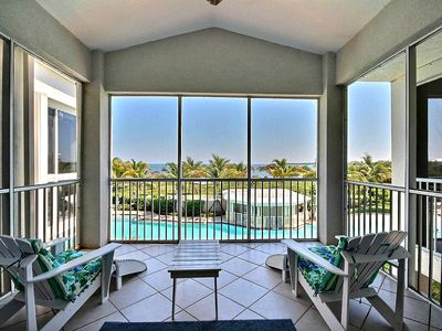 Photo for Mariner's Club ~ Spectacular Lagoon Pool and Ocean View! 407 Mariners Club