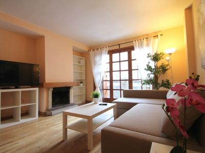 Photo for Ground floor in Canillo with terrace and fireplace