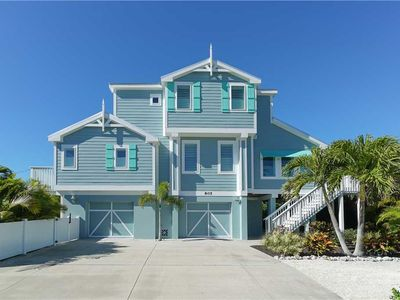Photo for Gorgeous Home with Private Pool and August Discounts! Beach Paradise: 4 BR/4 BA