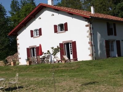Photo for Large 18th century Basque house restored 16 to 20 people