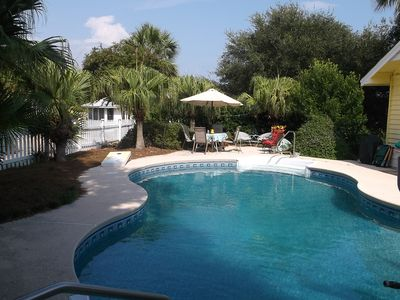JUNE SPECIALS!!~ TROPICAL HEATED POOL WITH ROOFTOP DECK!! AMAZING VIEWS! -  Isle of Palms