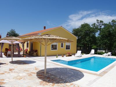 Photo for 4 Bedroom House With Private Pool