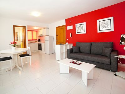 Photo for Apartment Apolo VI in Calpe/Calp - 2 persons, 1 bedrooms