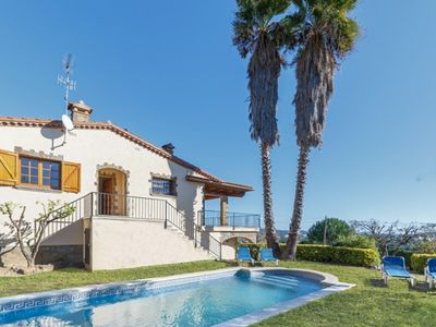 Photo for Club Villamar - Great summer home with private pool located in a quiet area