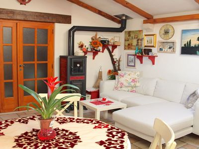 Photo for Enticing Holiday Home in Korčula near Seabeach