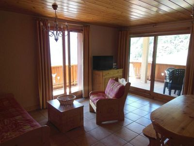 Photo for Apartment Champagny-en-Vanoise, 3 bedrooms, 7 persons