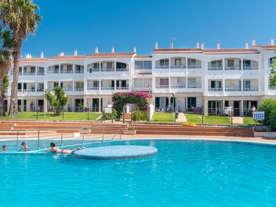 Photo for Cosy Holiday Apartment with Pool, Terrace & Wi-Fi