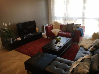Photo for Cosy apart in Paris. 2 bedrooms, 62 m2, parking