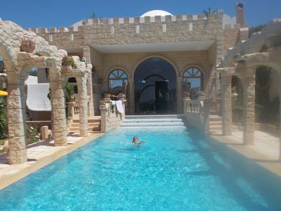 Photo for Beautiful 80m2 suite with pool!