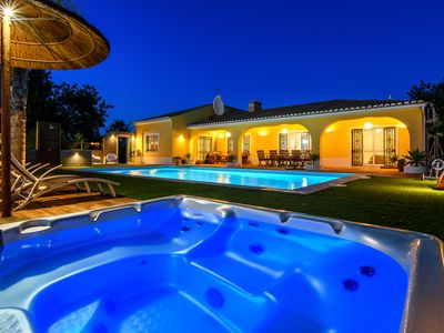 Photo for Villa Green Pine - Heated Outdoor Pool, Jacuzzi, Tennis court