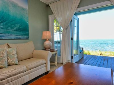Photo for Gulf-front Townhouse 66 at Indigo Reef Resort with 31' Boat Slip