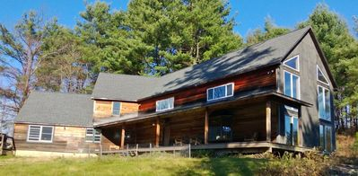 Photo for Rambling 5 BR Farm House Secluded Yet Close to the Best of the Berkshires